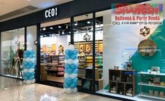 CEO is open at Level 2, Unimart Capitol Commons You'll surely love their simple yet fashionable, practical and useful things. Momshies wouldn't resist CEO's dainty and household needs. Balloon Pillars, Balloons, Household, Simple, Party, Globes, Parties, Hot Air Balloons, Balloon
