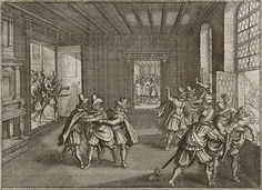 #PrinceRupert was born amidst the chaos following the Defenestration of Prague