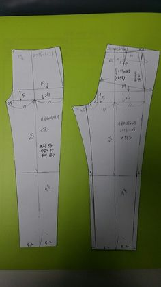 Bespoke Tailoring All our garments are hand cut and handmade in the traditional way. We create the suit that you want a suit of style and quality which requires approximately weeks for us to produce with fittings. Every aspect of your bespoke s Bodice Pattern, Pants Pattern, Sleeve Pattern, Bespoke Suit, Bespoke Tailoring, Dress Sewing Patterns, Clothing Patterns, Blazers For Men Casual, Sewing Pants
