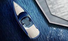 Aston Martin teasing on new luxury speedboat – Luxe News Update