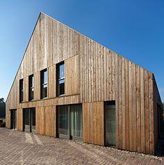 contemporary barn cladding - Google Search