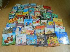 10 books for $15! childrens books kids clifford curious george boy girl