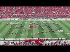 Ohio State Marching Band Michael Jackson Halftime Show 10 19 2013 vs Iowa TBDBITL.....not a fan of bands, well Gramblings, but this is pretty awesome