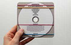 簡單節約 CD包裝 | MyDesy 淘靈感