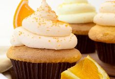 Sweet Clementine Frosting