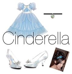 """""""Cinderella"""" by jason-becz ❤ liked on Polyvore featuring Disney"""