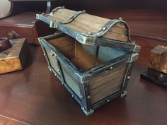 the pirate treasure chest
