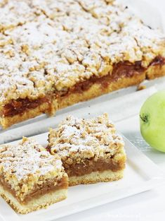 Cake nature fast and easy - Clean Eating Snacks Healthy Apple Cake, Vegan Apple Cake, Moist Apple Cake, Easy Apple Cake, Fresh Apple Cake, Apple Cake Recipes, Apple Pie, Upside Down Apple Cake, Jewish Apple Cakes