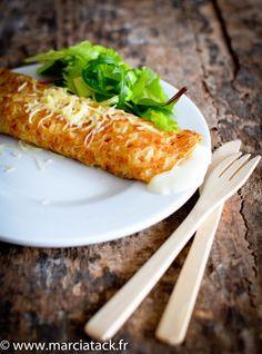 La vraie recette des crêpes picardes, sans béchamel et selon la tradition !