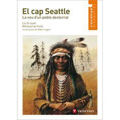La vida del cap Seattle és un reflex del destí tràgic que esperava els indis nord-americans, víctimes de la cobdícia dels blancs.