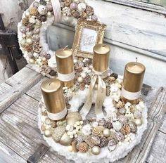 50 найкращих ідей декорування свічок до Святвечора | Ідеї декору