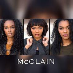 McCLAIN... Sierra, Lauryn & China
