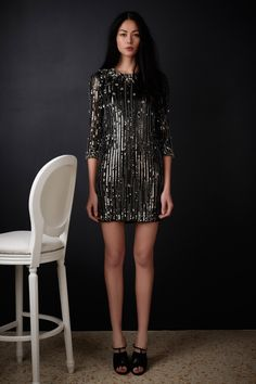 Jenny Packham Pre-Fall 2016 Collection Photos - Vogue