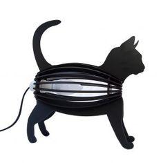 AssembLIT - Affordable, stylish pendant lighting for the home or office. Bedside Lighting, Bedroom Lighting, Cat Light, Bedroom Desk, Unique Cats, Candle Lamp, Kids Lighting, Desk Light, Happy Smile