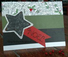 Nina's Art Spot: October Stamp of the Month Blog Hop