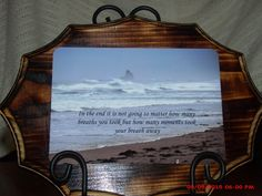 In the end by Craftalizing on Etsy