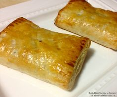 Toaster Strudels Homemade