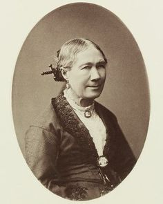 Georgiana Houghton.