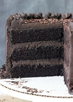 Best Chocolate Cake Ever Recipe !!