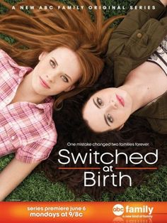 televis, watch, book, switched at birth, abc famili, favorit movi, favorit tv, births, thing