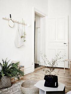 mi hogar escandinavo: Un espacio de Suecia en los neutrales - con algunos detalles interesantes