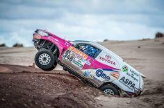 """#ASPAenelDakar: Artículos sobre Alicia Reina en el portal """"Chicas Racing"""""""