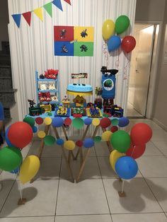 Birthday Party Themes, 2nd Birthday, Captain America Party, Avengers Birthday, Superhero Party, Legoland, Lego Marvel, Pj Mask, Lucca