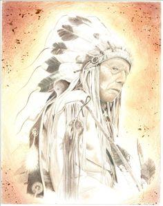 Chiefs prayer by RavensFantasyArt on Etsy, $10.00