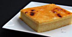 Cassava Cake With Creamy Custard Topping Recipe