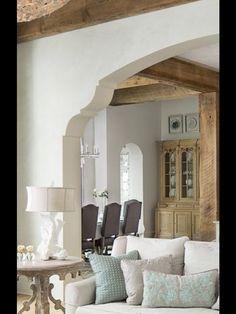 Classic Spanish, Mediterranean Style Home