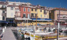 Cassis Port #Cassis