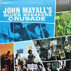 John Mayall London Blues | John Mayall and Blues Breakers - Crusade