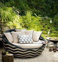 Outdoor furniture from Marks and Spencer