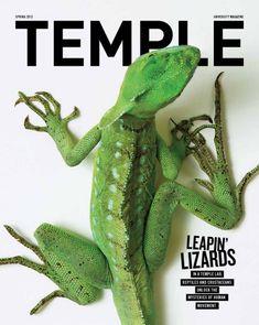 Temple #mag #cover #magazine