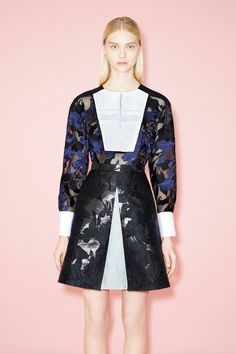 Peter Pilotto Resort 2014 Collection Photos - Vogue