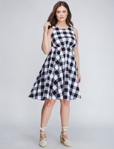 882ded583d Shop Lane Bryant for comfortably chic plus size casual day dresses in  styles that are uniquely you. Find plus size sun dresses
