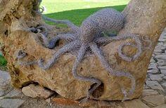 Escultura em arames