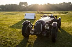 #classiccar at Zoute GP Concours 2015