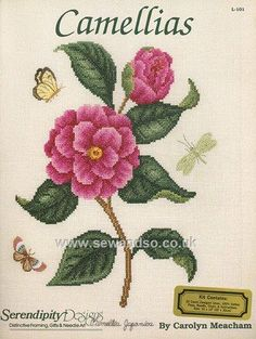 Shop online for Camellias Chart Booklet at sewandso.co.uk. Browse our great range of cross stitch and needlecraft products, in stock, with great prices and fast delivery.