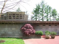 Gerald B. Tonken's Residence. Front facade