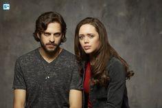 Zachary Fall as (Luc) and Daisy Head as (Grace) #Guilt