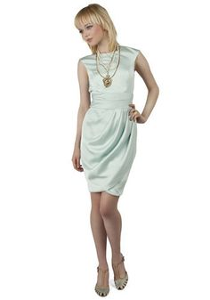 Still love this mint dress by Traffic People