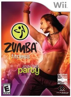 Wii game - zumba fitness  Like this item, please visit here for more detail and best price! even more choice there
