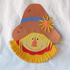 Paper Plate Scarecrow | Crafts | Spoonful