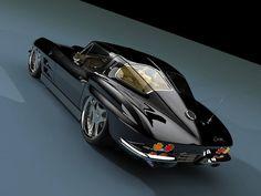 '63 Split Window Chevy Corvette