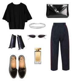 """Untitled #1121"" by elenek1 on Polyvore featuring Christian Dior, Maison Margiela, Acne Studios, Dolce&Gabbana and BERRICLE"