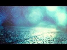 8 HOURS Relaxing Music | Healing Binaural Rain | Background for Sleep, Meditation, Massage, Yoga - YouTube
