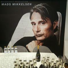 Minäkö keski-ikäinen?: Hauska iltapäivä the Guest starring Mads Mikkelsen...