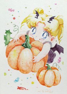 Sailor Moon Stars, Sailor Moon Usagi, Sailor Moon Crystal, Sailor Moon Halloween, Princesa Serenity, Sailer Moon, Sailor Moon Aesthetic, Moon Princess, Butterfly Tattoo Designs