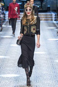 Dolce & Gabbana, Look #10
